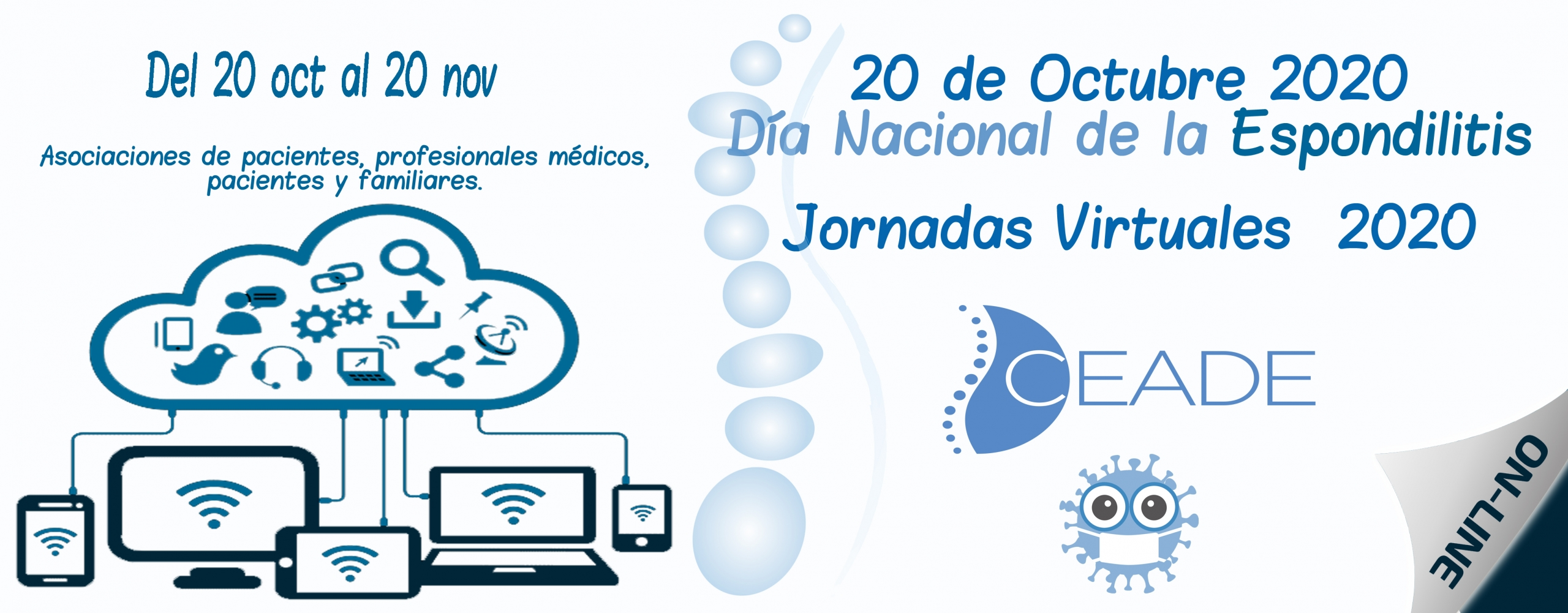 Jornada Virtual REUMAVID @ Zoom